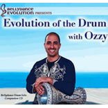 Evolution Of The Drum With Ozzy Cd
