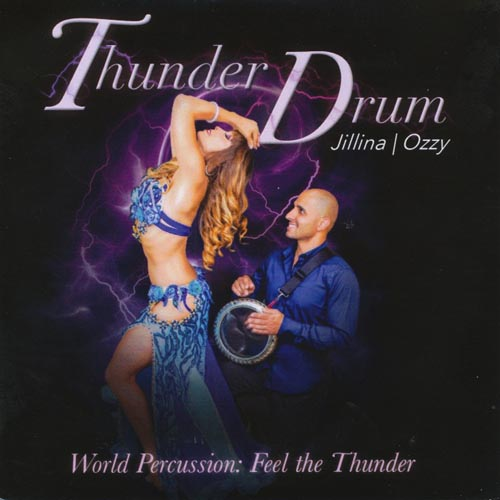 Thunder Drum With Jillina And Ozzy