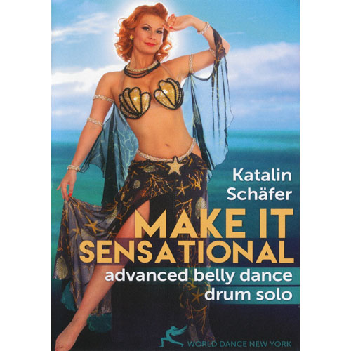 Make It Sensetional! Advanced Baelly Dance Drum Solo