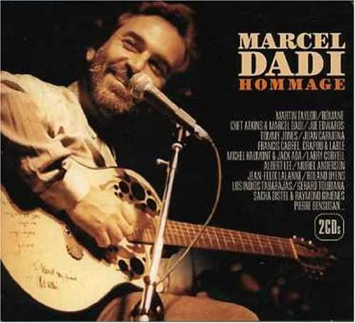 VARIOUS ARTISTS - Hommage A Marcel Dadi