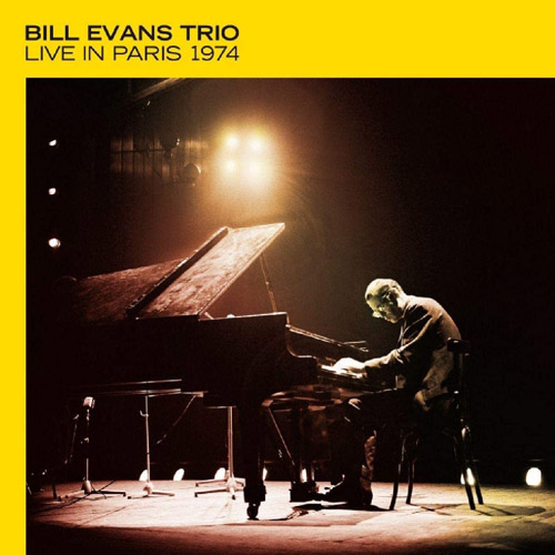 BILL EVANS - Live In Paris 1974