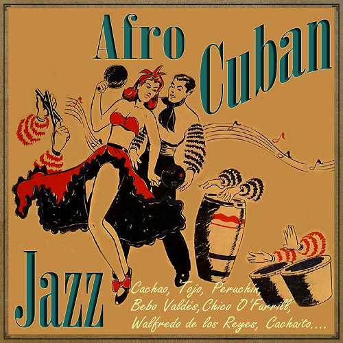 Afro Cuban Jazz  (#100)