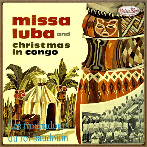 Missa Luba And Christmas In Congo