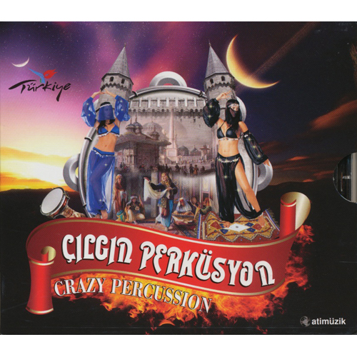 Cilgin Perkusyon / Crazy Percussion