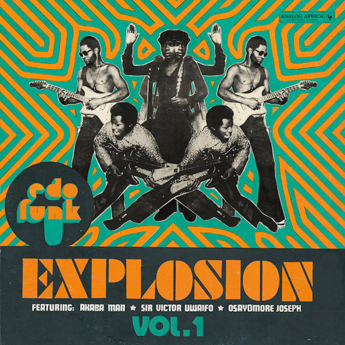 VARIOUS ARTISTS - EDO FUNK EXPLOSION VOL.1