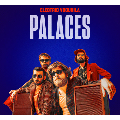 ELECTRIC VOCUHILA - Palaces