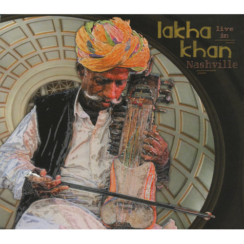 LAKHA KHAN - Live In Nashville