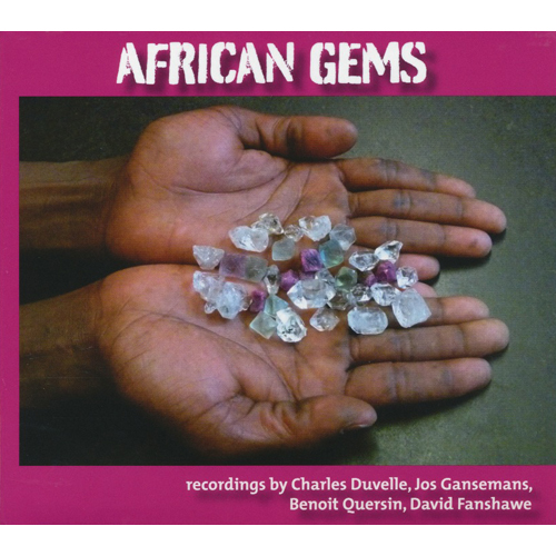 African Gems-Recorded In Central Africa Between 1965 ~ 1984