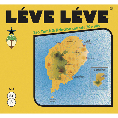 VARIOUS ARTISTS - Leve Leve - Sao Tome & Principe Sounds 70s-80s