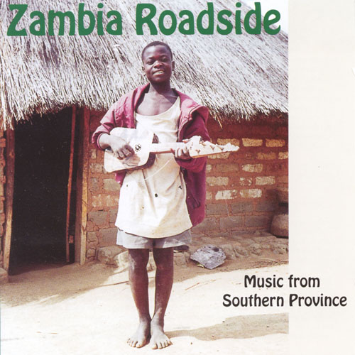 Zambia roadside - Music from Southern Province