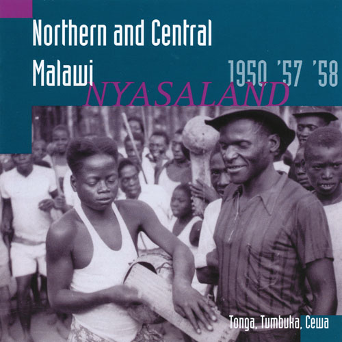 Northern And Central Malawi Nyasaland 1950 '57 '58 ( Tonga, Tumbuka, Cewa)