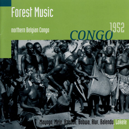 Forest Music, Northern Belgian Congo 1952