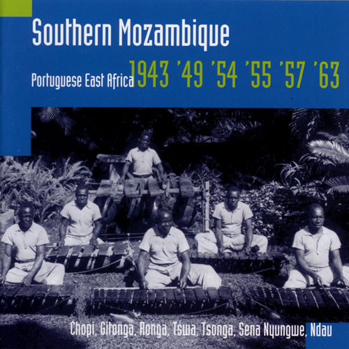 Southern Mozambique, Portuguese East Africa, 1943, '49, '54, '55, '57, '63