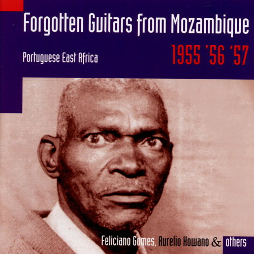 Forgotten Guitars From Mozambique 1955 '56 '57