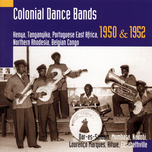 Colonial Dance Bands 1950 & 1952