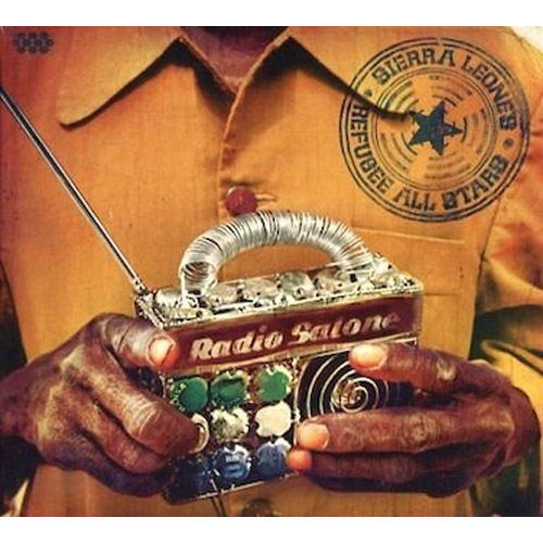 RADIO SALONE (2LP)