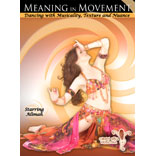 Meaning In Movement-Dancing With Musicality, Texture, And Nuance