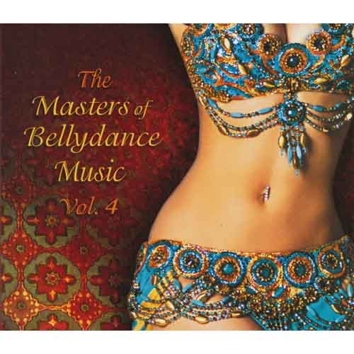 The Masters Of Bellydance Music Vol.4