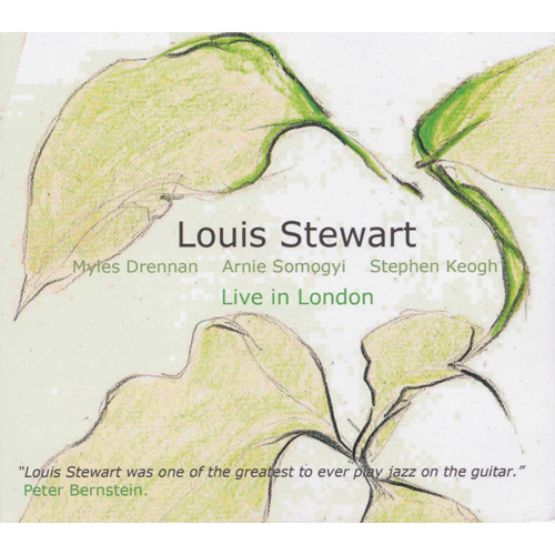 LOUIS STEWART - Live In London