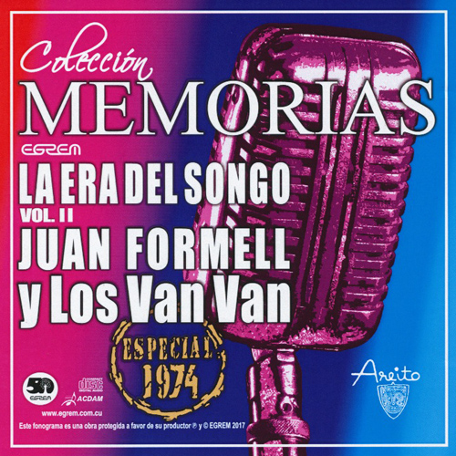 Coleccion Memorias - La Era Del Songo Vol.2