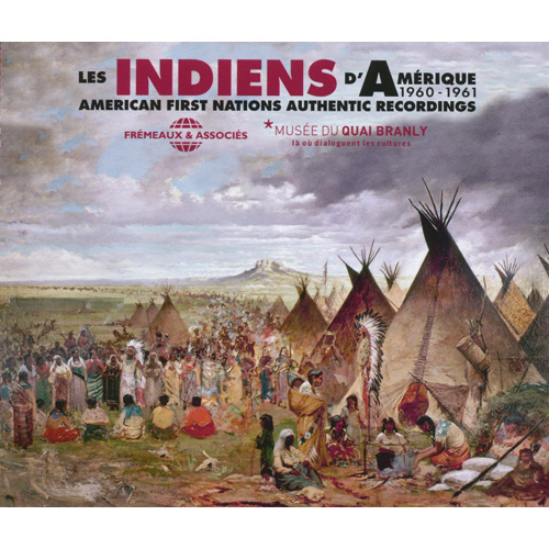 VARIOUS ARTISTS - Les Indiens D'amerique 1960-1961