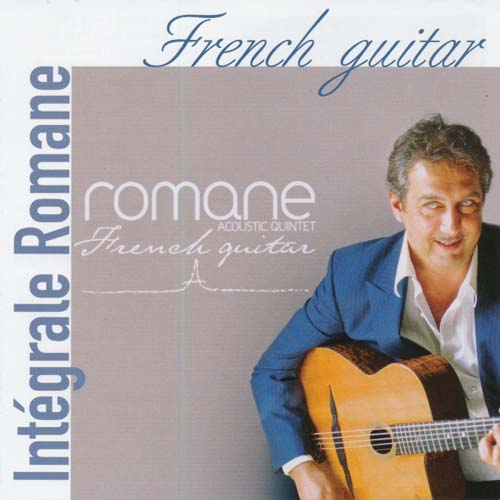 French Guitar - Integrale Romane Vol.10