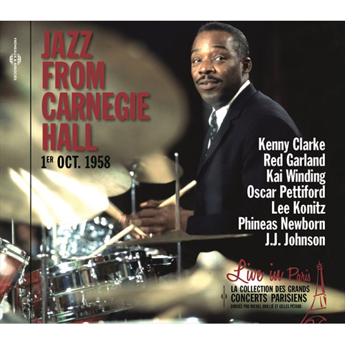 Jazz From Carnegie Hall Live In Paris 1er Oct. 1958