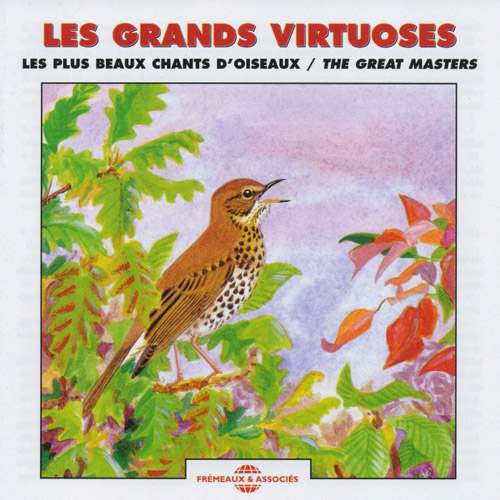JEAN-CLAUDE ROCHE - Les Plus Beaux Chants D'oiseaux / The Great Masters Vol 1