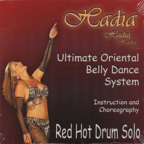 HADIA - Ultimate Oriental Belly Dance System-Red Hot Drum Solo