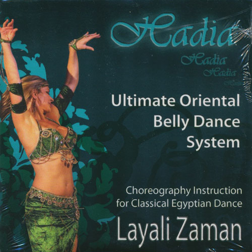 HADIA - Ultimate Oriental Belly Dance System-Layali Zaman