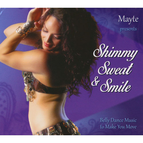 Mayte Presents Shimmy Sweat & Smile