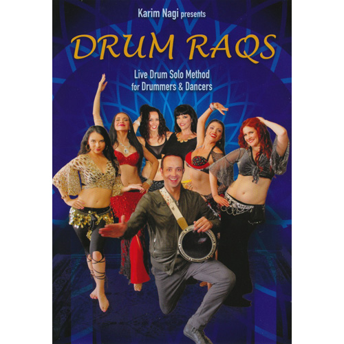 Drum Raqs - Live Drum Solo Method For Dancers And Drummers