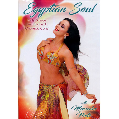 MERCEDES NIETO - Egyptian Soul