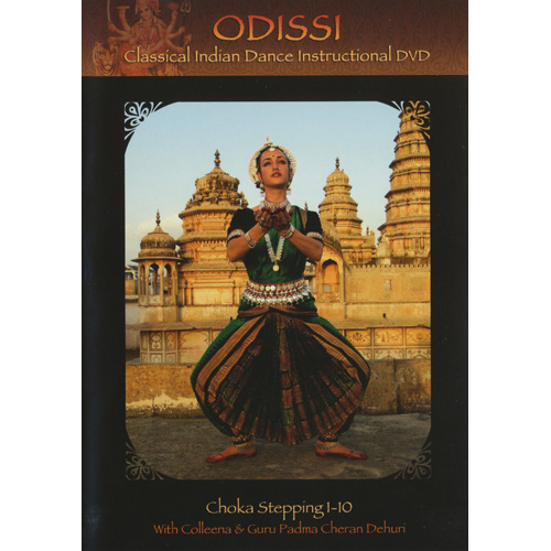 Odissi Classical Indian Dance With Colleena Shakti Vol.1