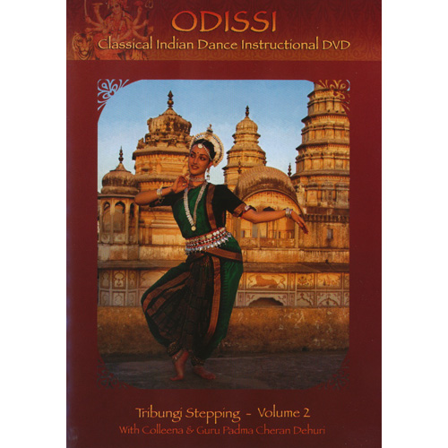 Odissi Classical Indian Dance With Colleena Shakti Vol.2
