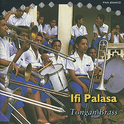VARIOUS ARTISTS - Ifi Palasa - Tongan Brass