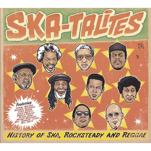History Of Ska, Rocksteady & Reggae