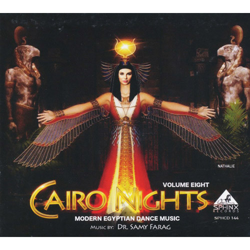 DR. SAMY FARAG - Cairo Nights Vol.8