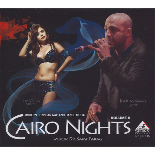 DR. SAMY FARAG - Cairo Nights Vol.9