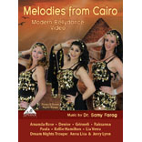 Melodies From Cairo - Dvd