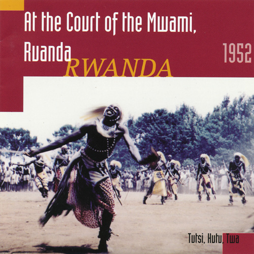 Rwanda - At The Court Of The Mwami, Ruanda, Tutsi, Hutu, Twa 1952