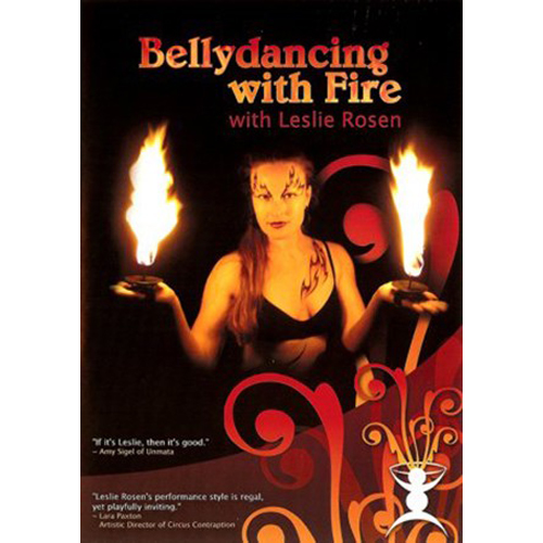 Bellydancing With Fire: Hand-Held Candles & Palm Torches